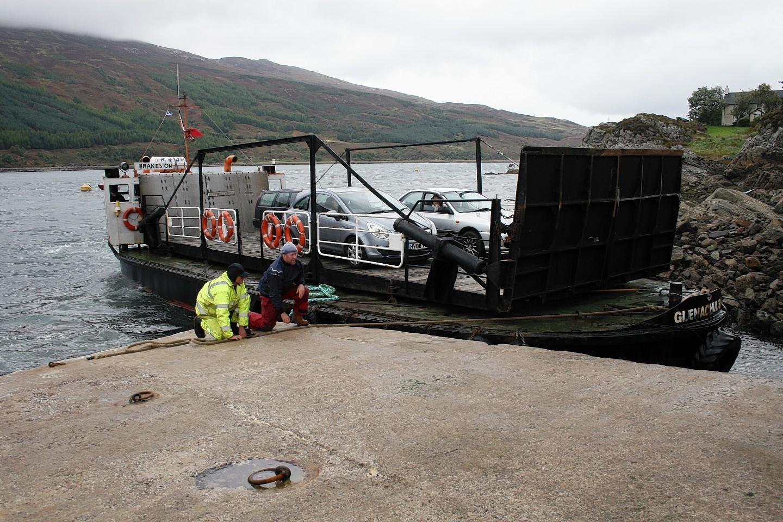 Glenachulish-Skye-Ferry