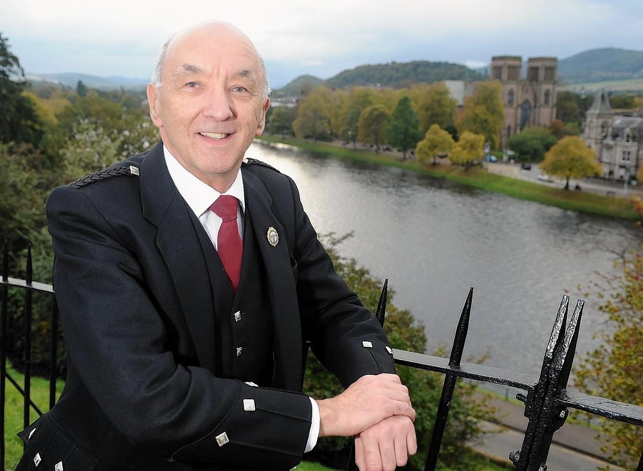The late John Macleod