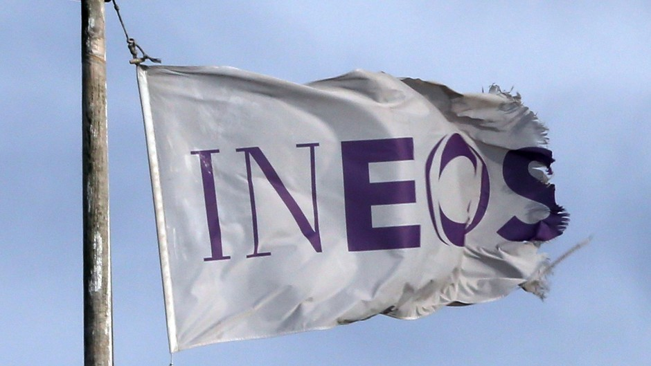 Ineos have criticised Scottish Labour's stance
