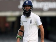 Moeen Ali could only make 22 in Sharjah
