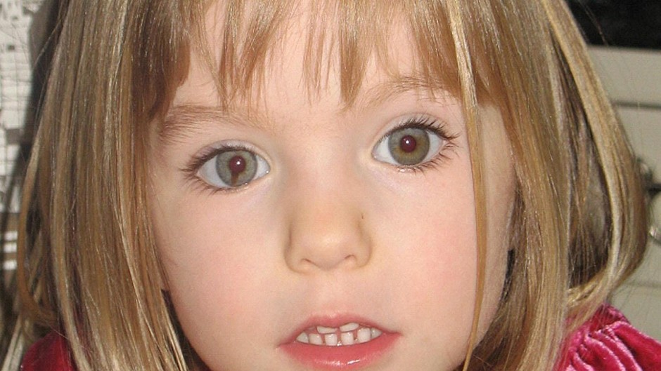 Madeleine disappeared from the family's holiday apartment in Praia da Luz in Portugal in May 2007 aged three.