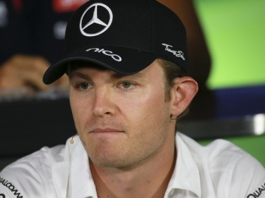 Nico Rosberg is refusing to throw in the towel in his bid to become world champion