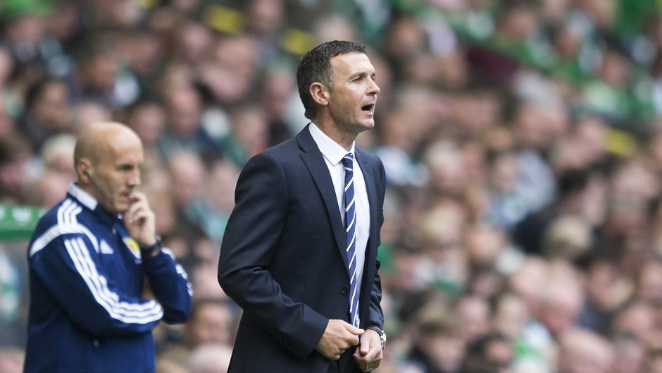 Jim McIntyre's side were defeated by Dundee on the opening day of the Premiership season.