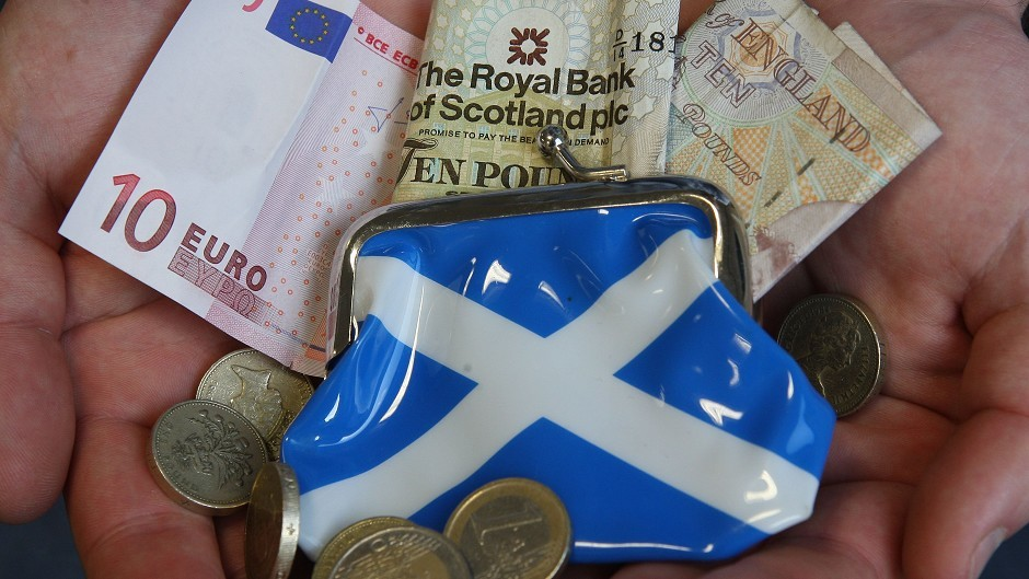Scottish business confidence down 2% since start of 2017