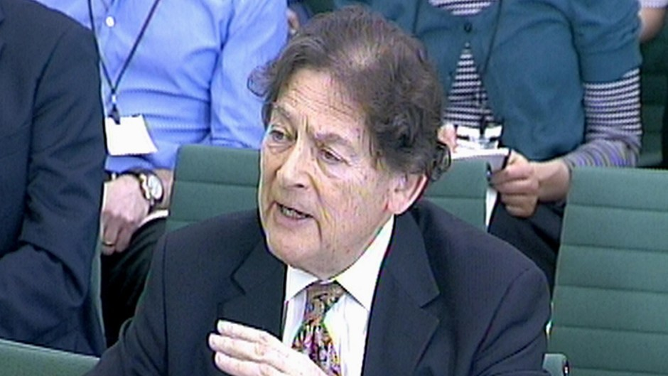 """Lord Lawson claimed that David Cameron would only secure """"wafer thin"""" reforms of the EU"""