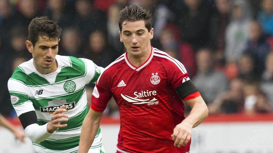 Kenny McLean is putting Europe at the top of his priorities