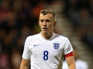 Southampton midfielder James Ward-Prowse has 15 caps for England's Under-21 side