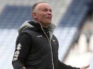 Dundee United's move for John Hughes has been rejected by Inverness