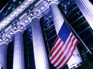 US stock market trading was lighter than usual (AP)