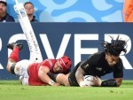 Ma'a Nonu marked his landmark with a try