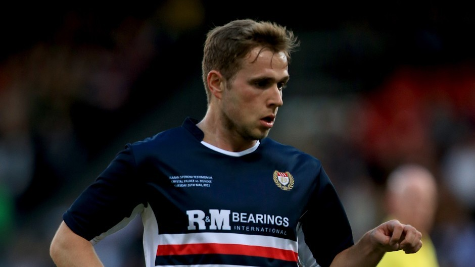 Greg Stewart has been linked with a move to Aberdeen.