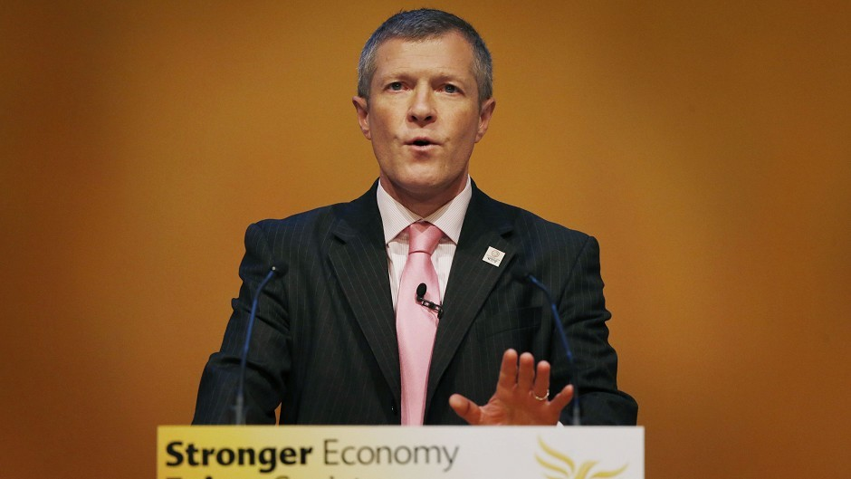 Willie Rennie's Liberal Democrats have pledged to use new powers to help low and middle income families