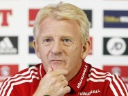 Gordon Strachan's future as Scotland manager is unclear after they were eliminated from Euro 2016