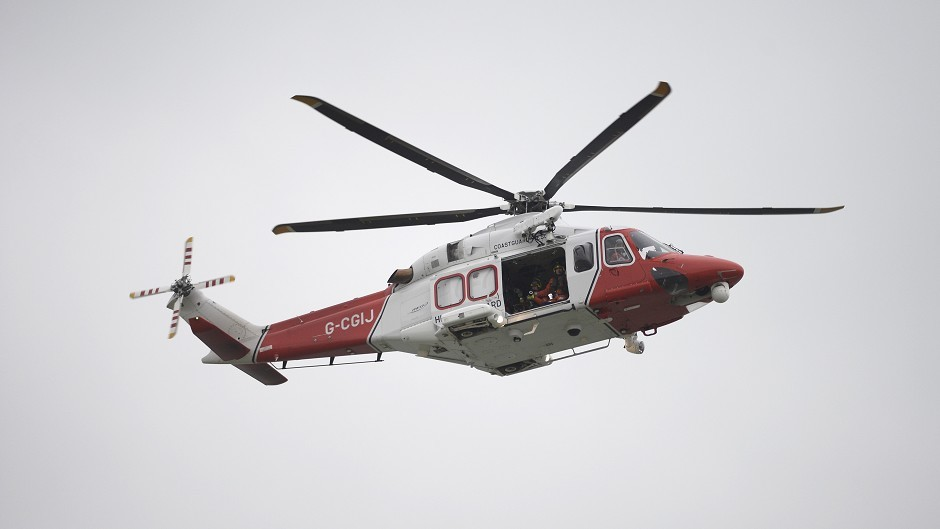 The helicopters were called out 339 times in the north over the six month period