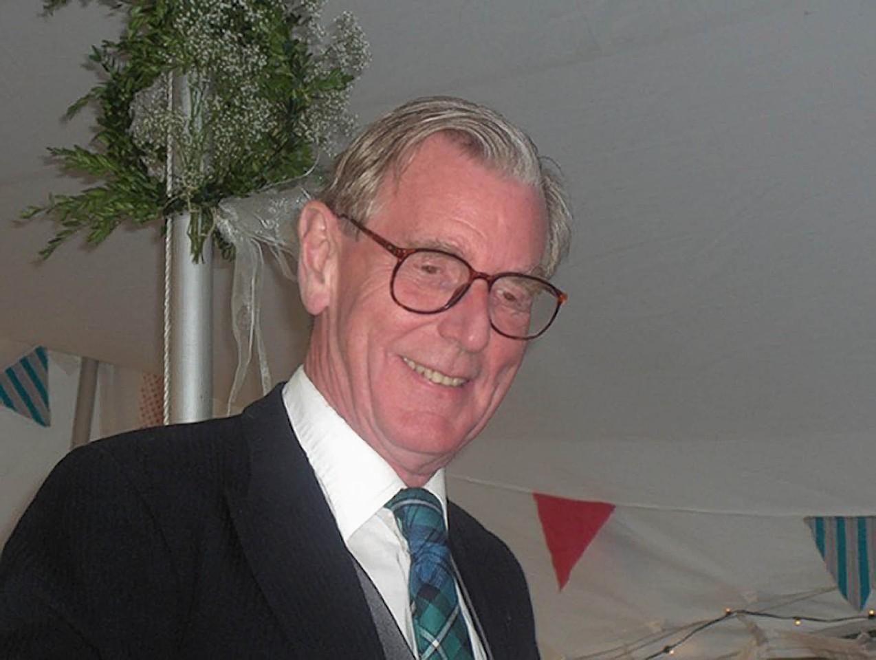Missing hillwalker Robin Garton