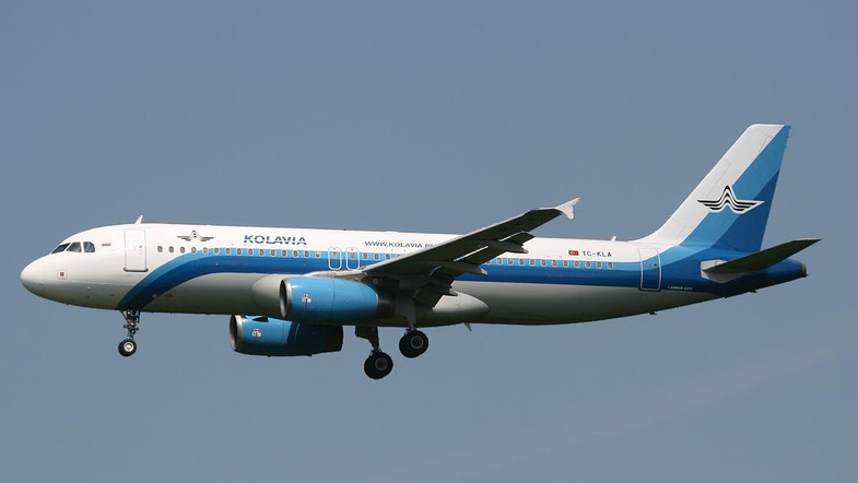 The plane took off from Sharm el-Sheikh