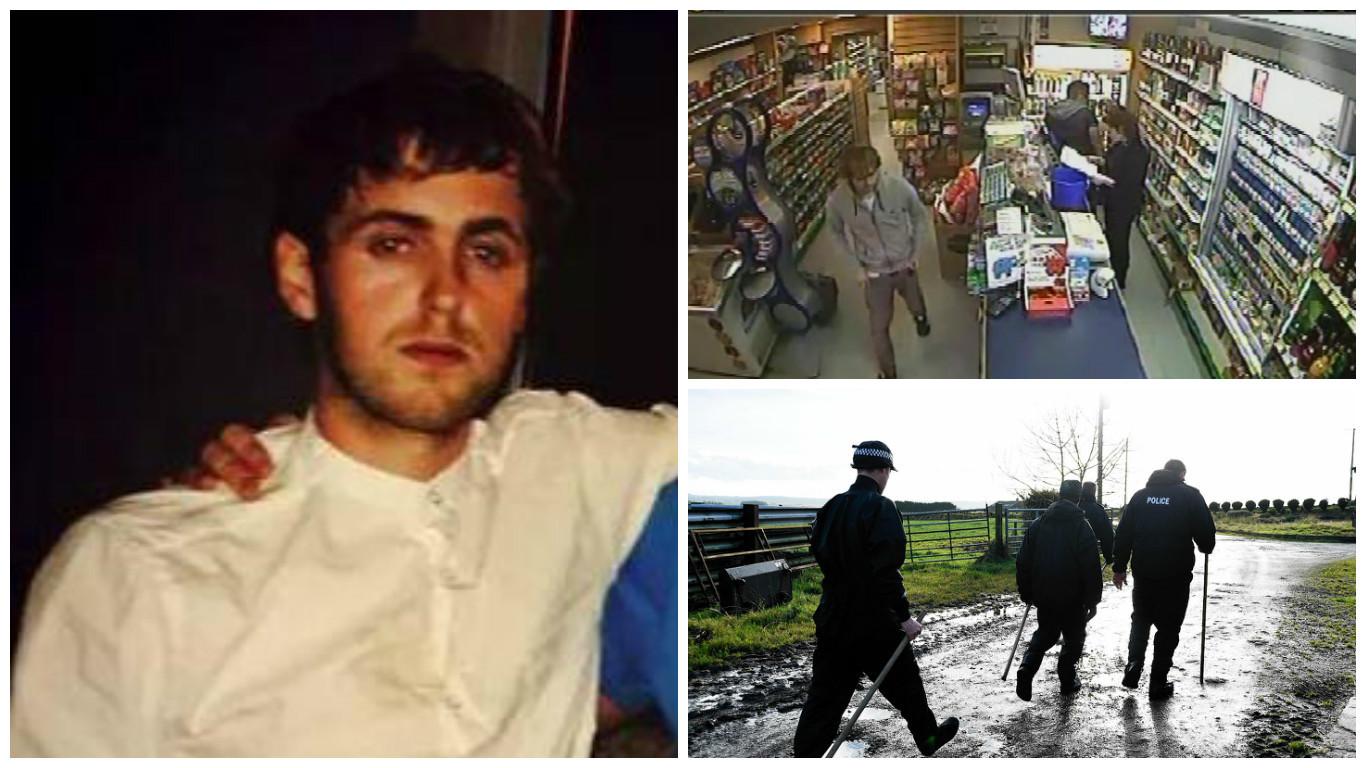 Shaun Ritchie was last seen on Halloween 2014