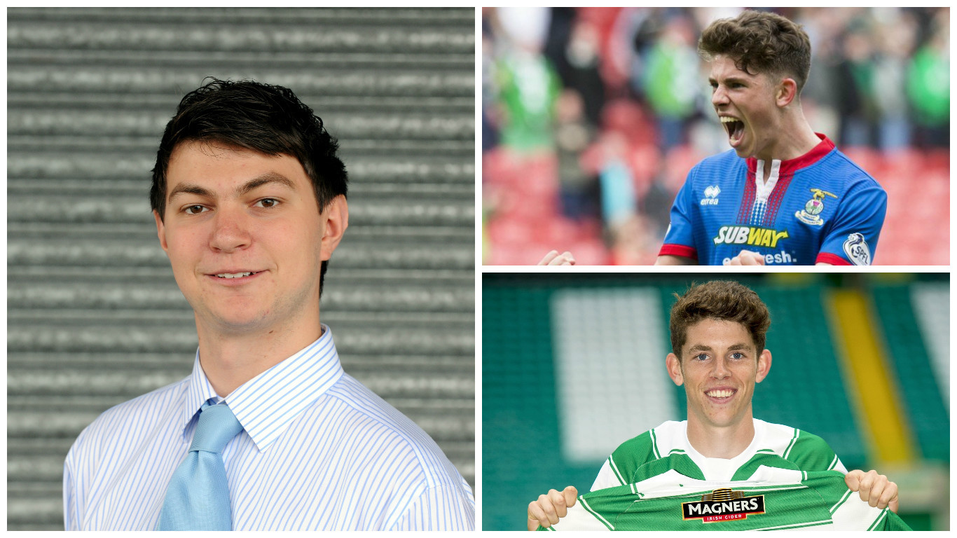 Ryan Christie is due to join up with his Celtic team mates at the end of the season but may move in January
