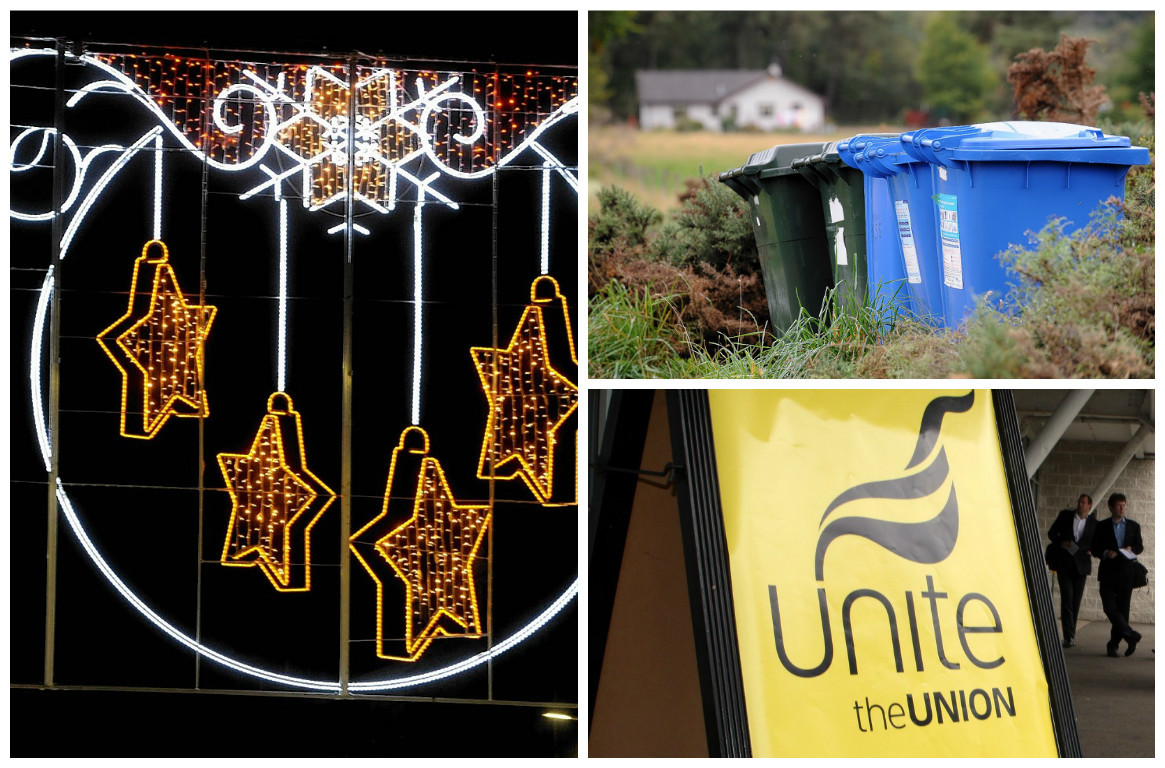 Several services are under threat at Argyll and Bute