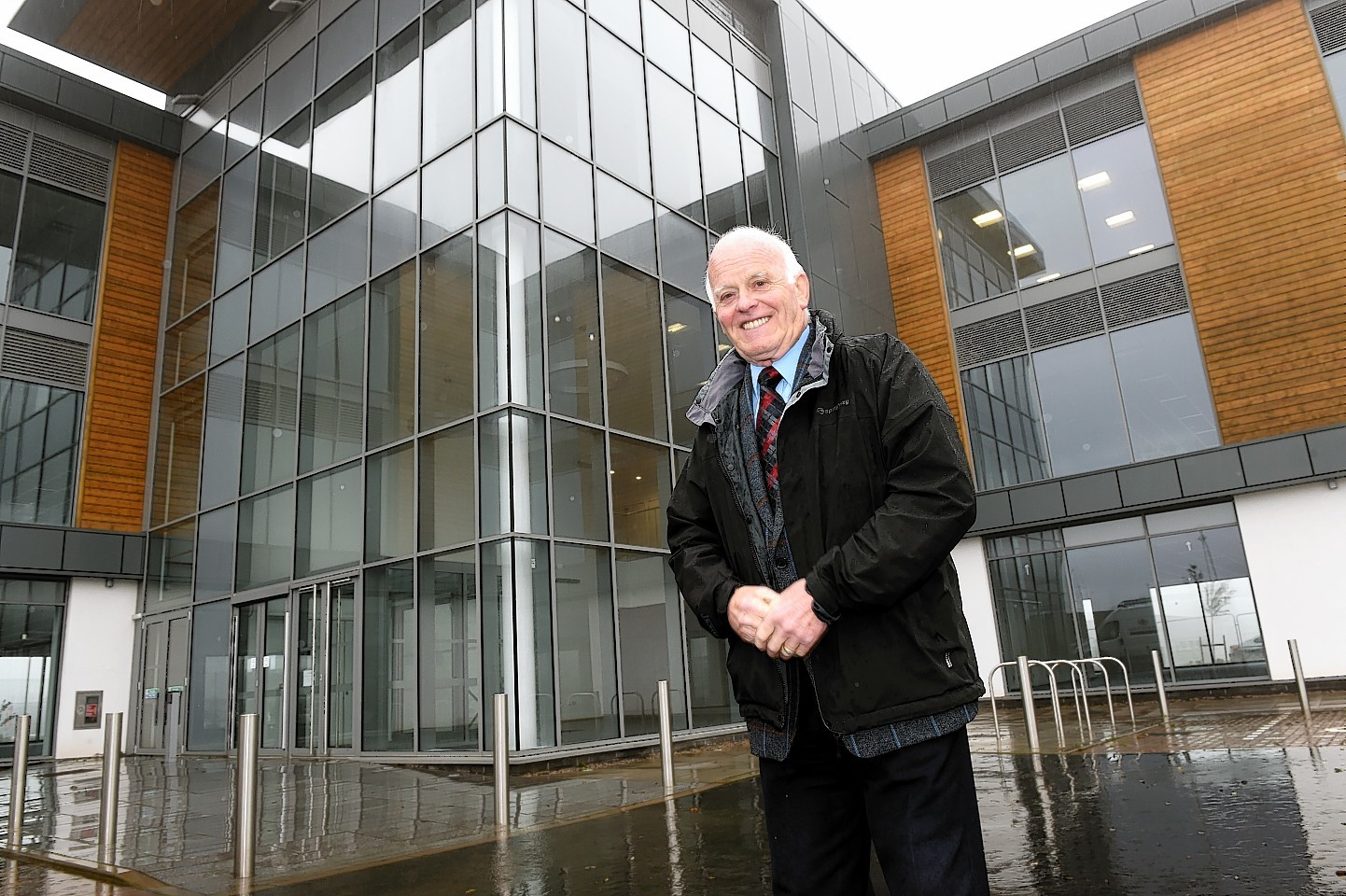 Balmoral Group chairman and managing director Jim Milne.