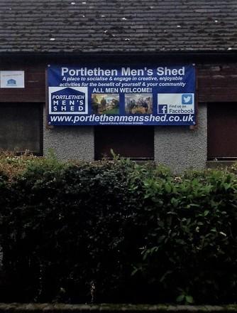 Portlethen Men's Shed