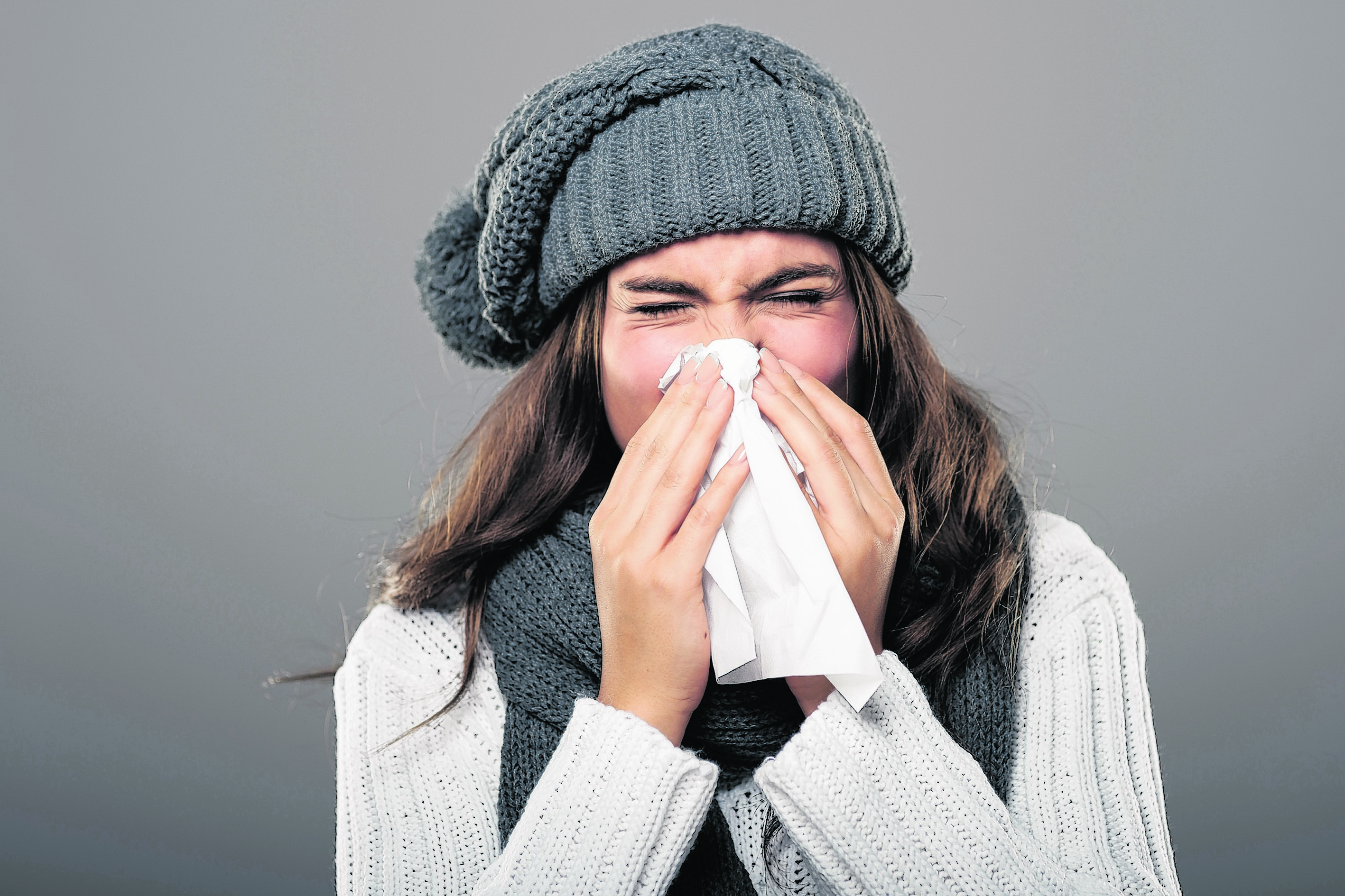 Sniffle season is here – but how can you tell which virus you've got?