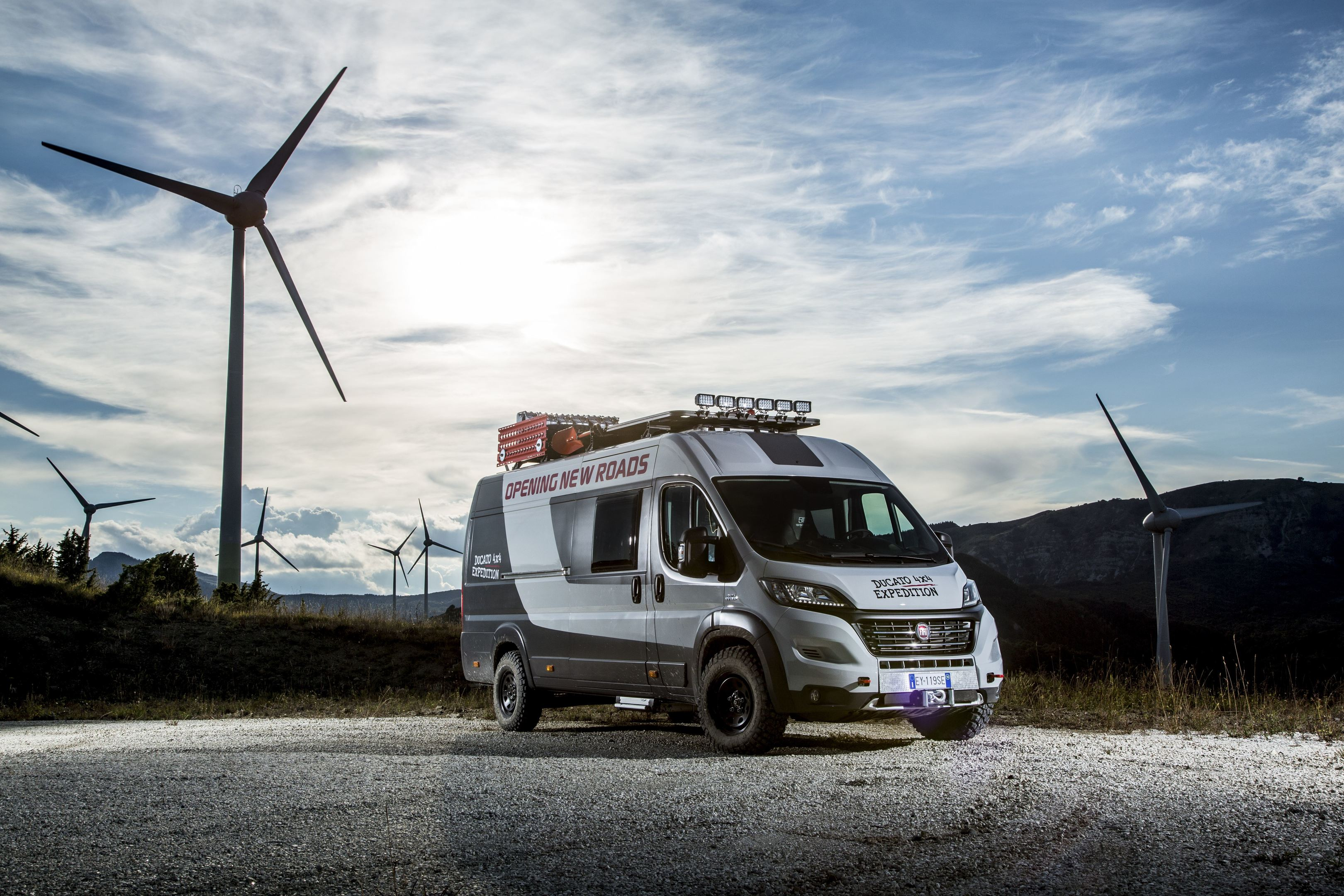 Fiat Professional Ducato 4x4 Expedition