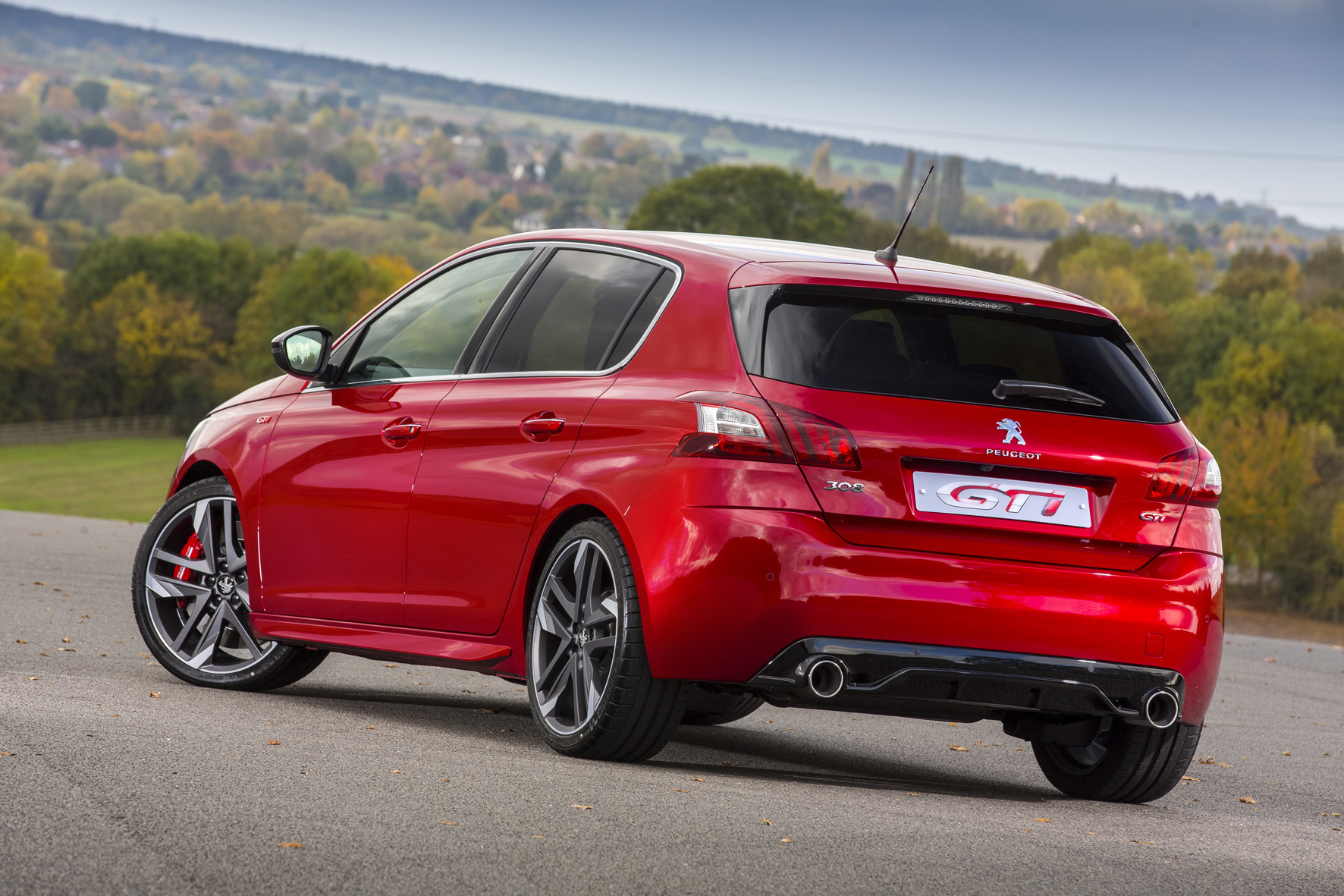 the new peugeot 308 gti 270 is a real challenger press and journal. Black Bedroom Furniture Sets. Home Design Ideas
