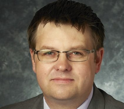 Councillor Andrew Baxter.