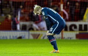 Staggies unlucky to be denied victory against Rangers, says Davies
