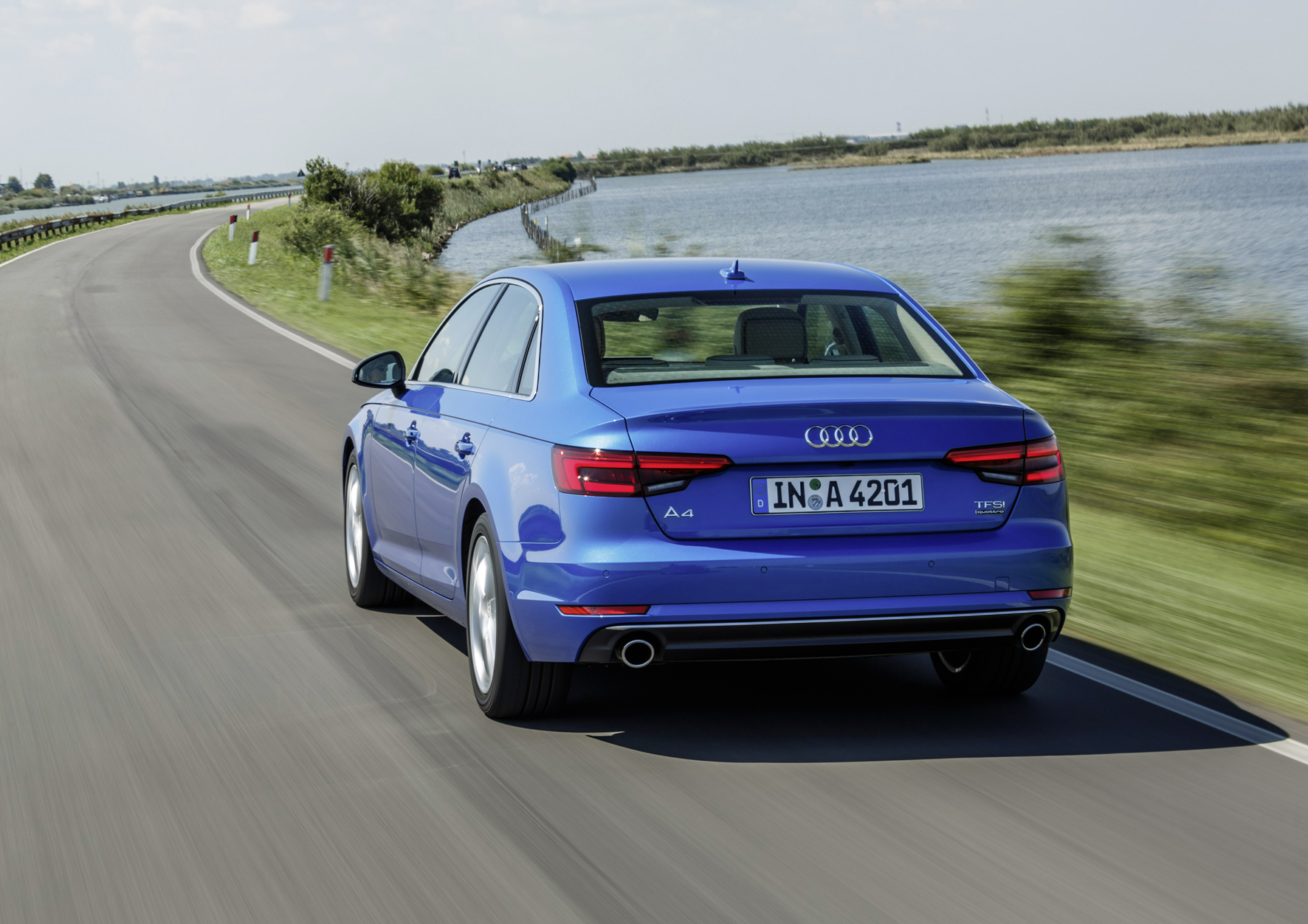 Slick design from Audi has Germans back on top | Press and