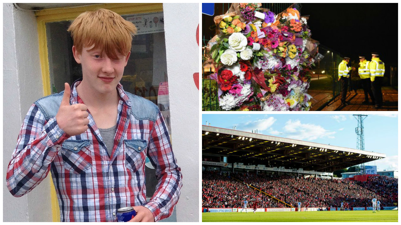 Dons fans are to pay tribute to Bailey Gwynne on Saturday