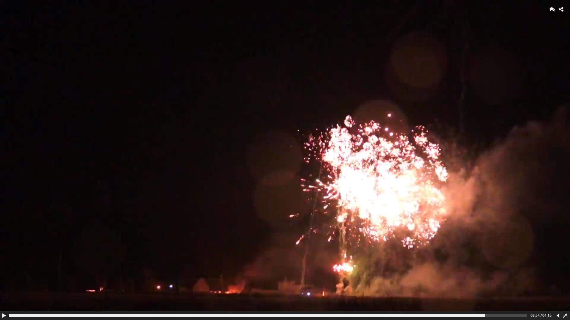 Fireworks Elgin