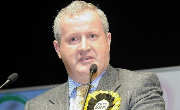 Ian Blackford MP