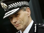 Sir Stephen House is spending his last day as chief constable of Police Scotland