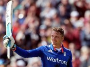 Jos Buttler has smashed his own record for England's fastest ODI hundred