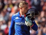 Jos Buttler was in record-breaking form for England