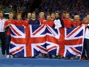 Great Britain's Davis Cup team are planning to fly to Belgium on Monday