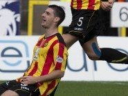 Kris Doolan scored another double for Partick