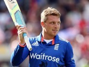 Jos Buttler hit 10 fours and eight sixes in his unbeaten 116