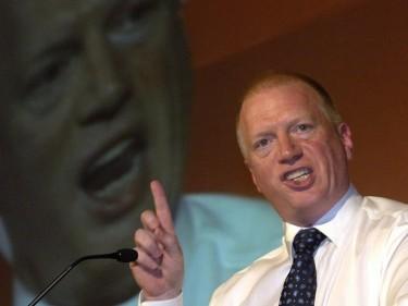 Matt Wrack said the political landscape had changed