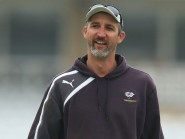 Yorkshire coach Jason Gillespie, pictured, understands England's decision to leave out Adil Rashid from the Test tour to South Africa