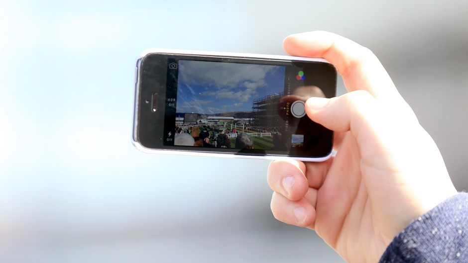 Touchnote makes an app that lets people turn a photo taken on a phone into a postcard