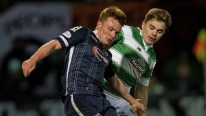 Staggies midfielder Dingwall offered new contract