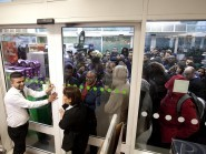 Retailers are braced for a bumper day's trading on Black Friday