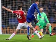 Jamie Vardy sets a new Premier League record