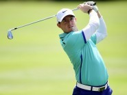 Rory McIlroy leads his two Race to Dubai rivals