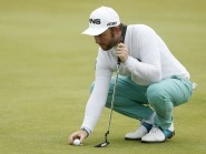 Andy Sullivan claimed a one-shot lead at the halfway stage in Dubai