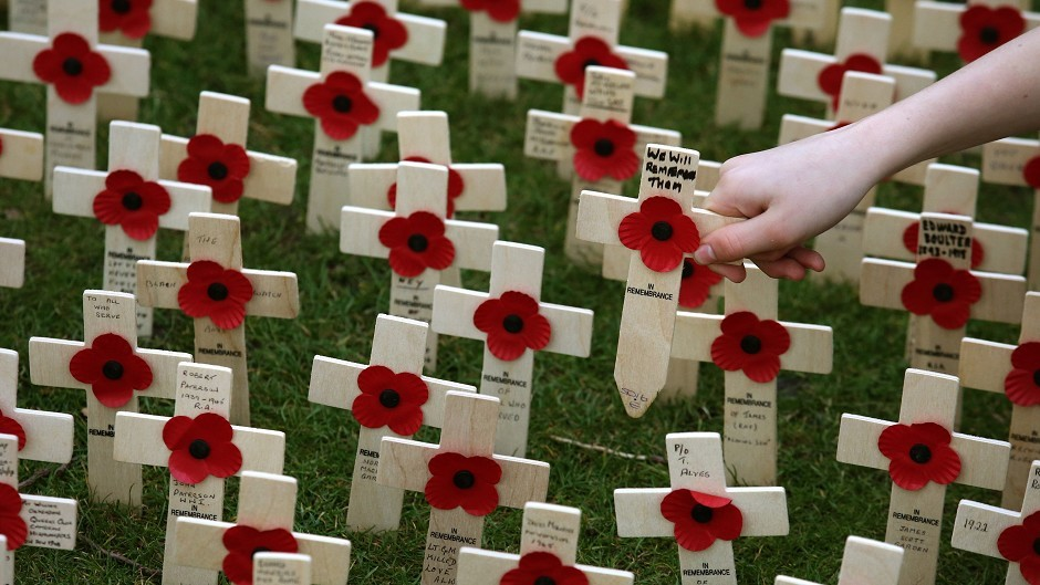 MPs honoured the fallen in a special debate to mark the centenary of the Armistice.