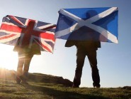 The survey found that looking ahead to 2025, 54% of Scots think it is likely Scotland will become independent